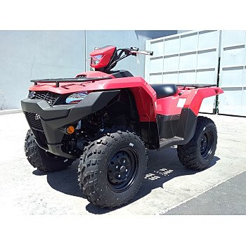 2020 Suzuki KingQuad 500 for sale 200925336