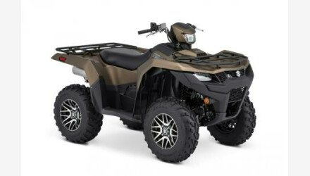 2020 Suzuki KingQuad 500 for sale 200999878