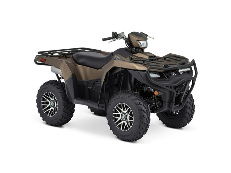 2020 Suzuki KingQuad 750 AXi Power Steering SE+ with Rugged Package specifications