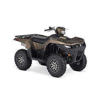 2020 Suzuki KingQuad 750 for sale 200809458