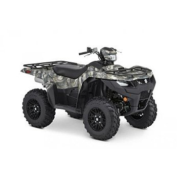 2020 Suzuki KingQuad 750 for sale 200816234