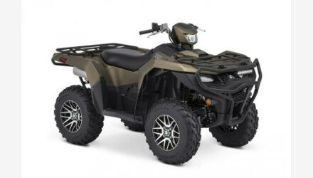 2020 Suzuki KingQuad 750 for sale 200848741