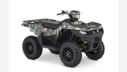 2020 Suzuki KingQuad 750 for sale 200910340