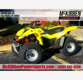 2020 Suzuki QuadSport Z50 for sale 200826450