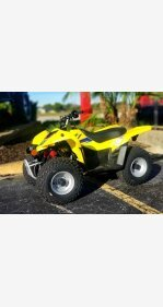 2020 Suzuki QuadSport Z50 for sale 200840371