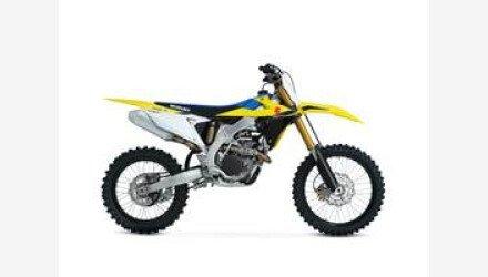 2020 Suzuki RM-Z250 for sale 200791287