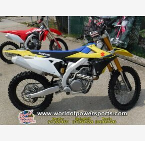 2020 Suzuki RM-Z450 for sale 200787213