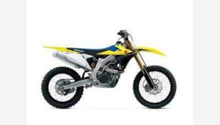 2020 Suzuki RM-Z450 for sale 200797294