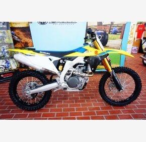 2020 Suzuki RM-Z450 for sale 200806771
