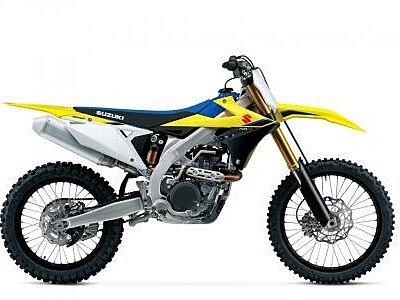 2020 Suzuki RM-Z450 for sale 200850851
