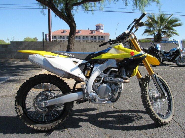 2020 Suzuki RM-Z450 for sale 201077514