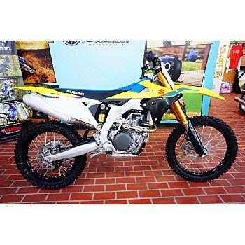 2020 Suzuki RM-Z450 for sale 201146530