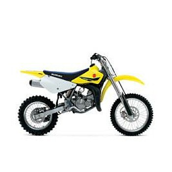 2020 Suzuki RM85 for sale 200806756