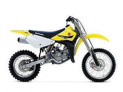 2020 Suzuki RM85 for sale 200825775