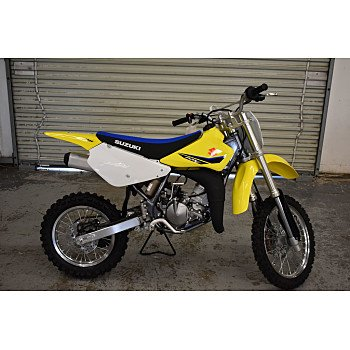 2020 Suzuki RM85 for sale 200970382