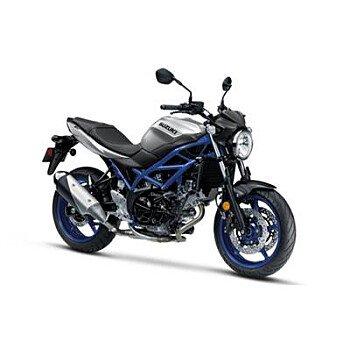 2020 Suzuki SV650 for sale 200860011