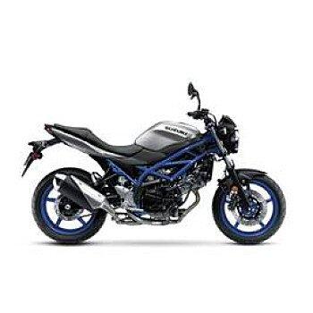 2020 Suzuki SV650 for sale 200860056