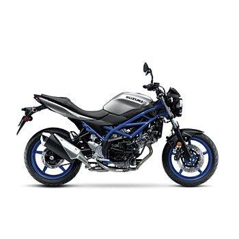 2020 Suzuki SV650 for sale 200897077
