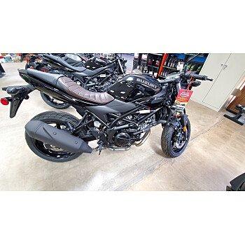 2020 Suzuki SV650 for sale 200899521