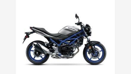 2020 Suzuki SV650 for sale 200946076