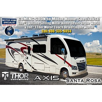 2020 Thor Axis for sale 300190494