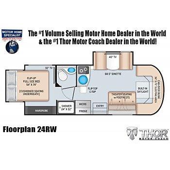 2020 Thor Tiburon for sale 300212646