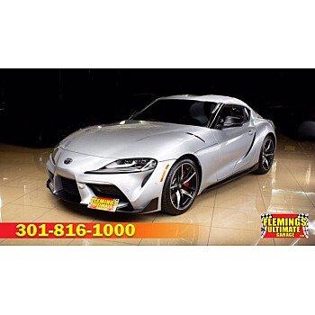2020 Toyota Supra for sale 101436534