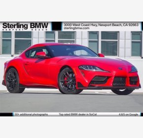 2020 Toyota Supra for sale 101465286