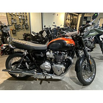 2020 Triumph Bonneville 1200 T120 for sale 200862196