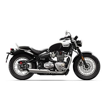 2020 Triumph Bonneville 1200 Speedmaster for sale 200863936