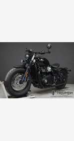 2020 Triumph Bonneville 1200 Bobber Black for sale 200898697