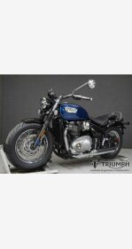 2020 Triumph Bonneville 1200 Speedmaster for sale 200908523