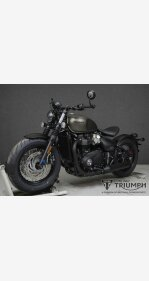 2020 Triumph Bonneville 1200 Bobber Black for sale 200908557