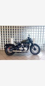 2020 Triumph Bonneville 1200 Bobber for sale 200908702