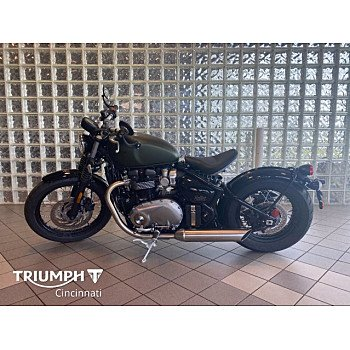 2020 Triumph Bonneville 1200 for sale 200908702