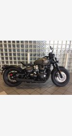 2020 Triumph Bonneville 1200 Bobber Black for sale 200908745