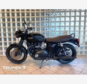 2020 Triumph Bonneville 1200 T120 for sale 200909643