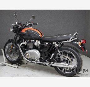 2020 Triumph Bonneville 1200 T120 for sale 200919285