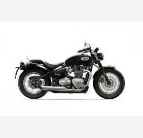 2020 Triumph Bonneville 1200 Speedmaster for sale 200923294