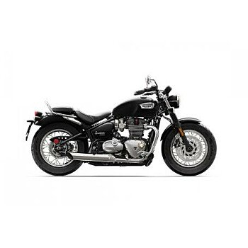 2020 Triumph Bonneville 1200 for sale 200929108