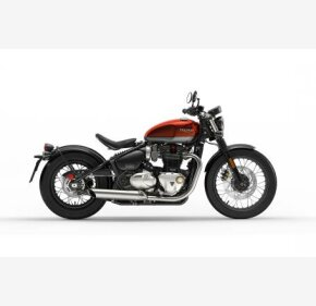 2020 Triumph Bonneville 1200 for sale 200929143