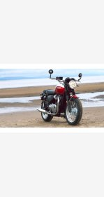 2020 Triumph Bonneville 1200 for sale 200929715