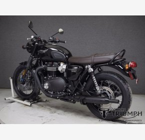 2020 Triumph Bonneville 1200 T120 for sale 201042430