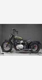 2020 Triumph Bonneville 1200 Bobber for sale 201067825