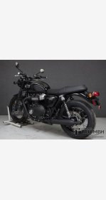 2020 Triumph Bonneville 900 T100 for sale 200907496