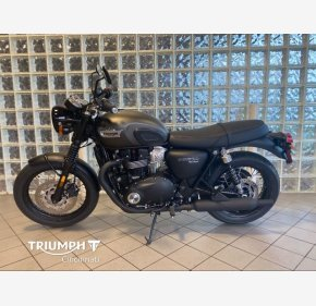2020 Triumph Bonneville 900 T100 for sale 200908685