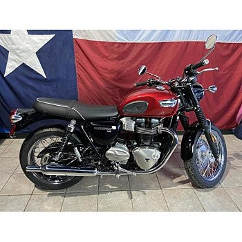 2020 Triumph Bonneville 900 T100 for sale 200936375