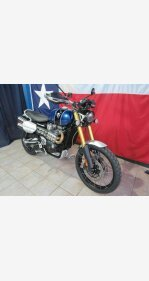 2020 Triumph Scrambler XE for sale 200936120