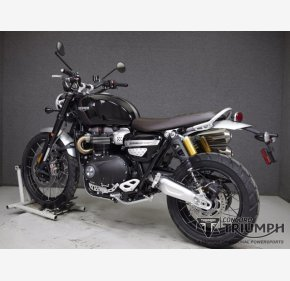 2020 Triumph Scrambler XC for sale 201059137