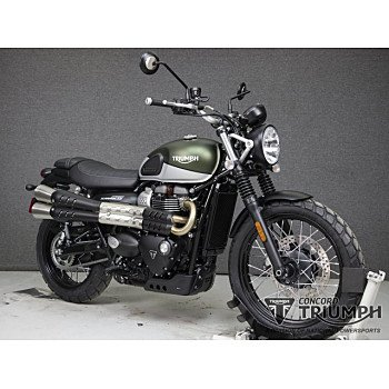 2020 Triumph Street Scrambler for sale 200859264